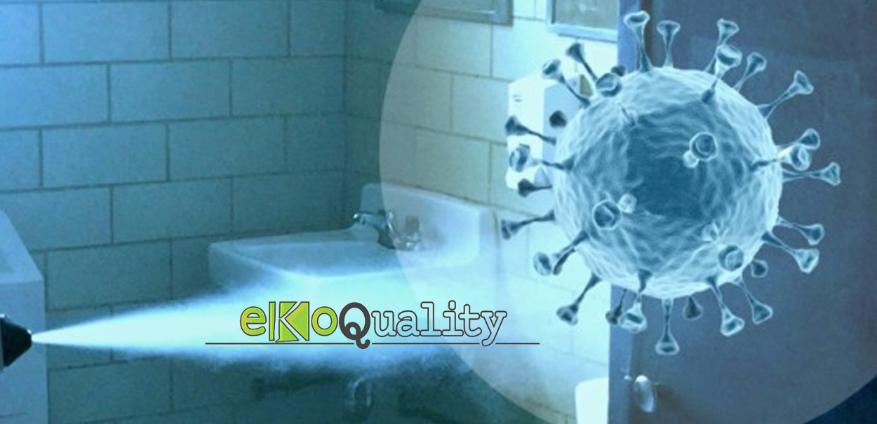 Ekoquality c'è nella battaglia di contenimento del coronavirus